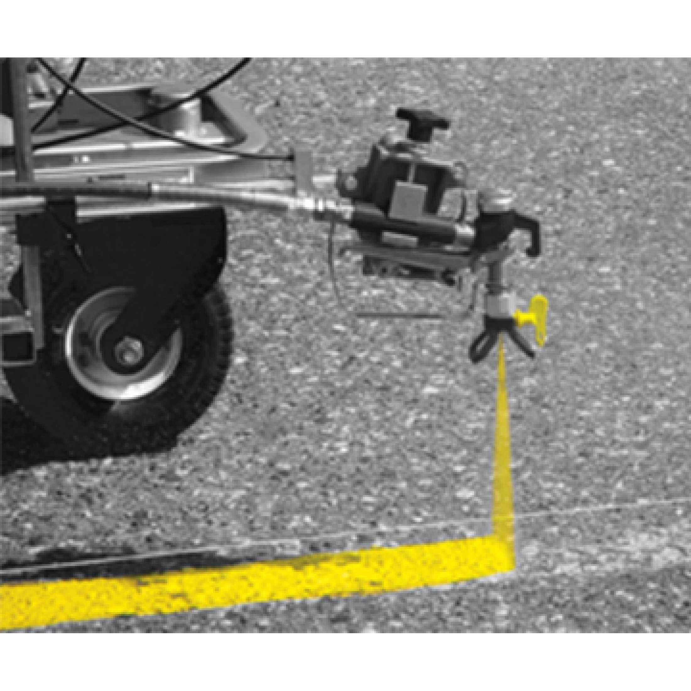 Машини за пътна маркировка