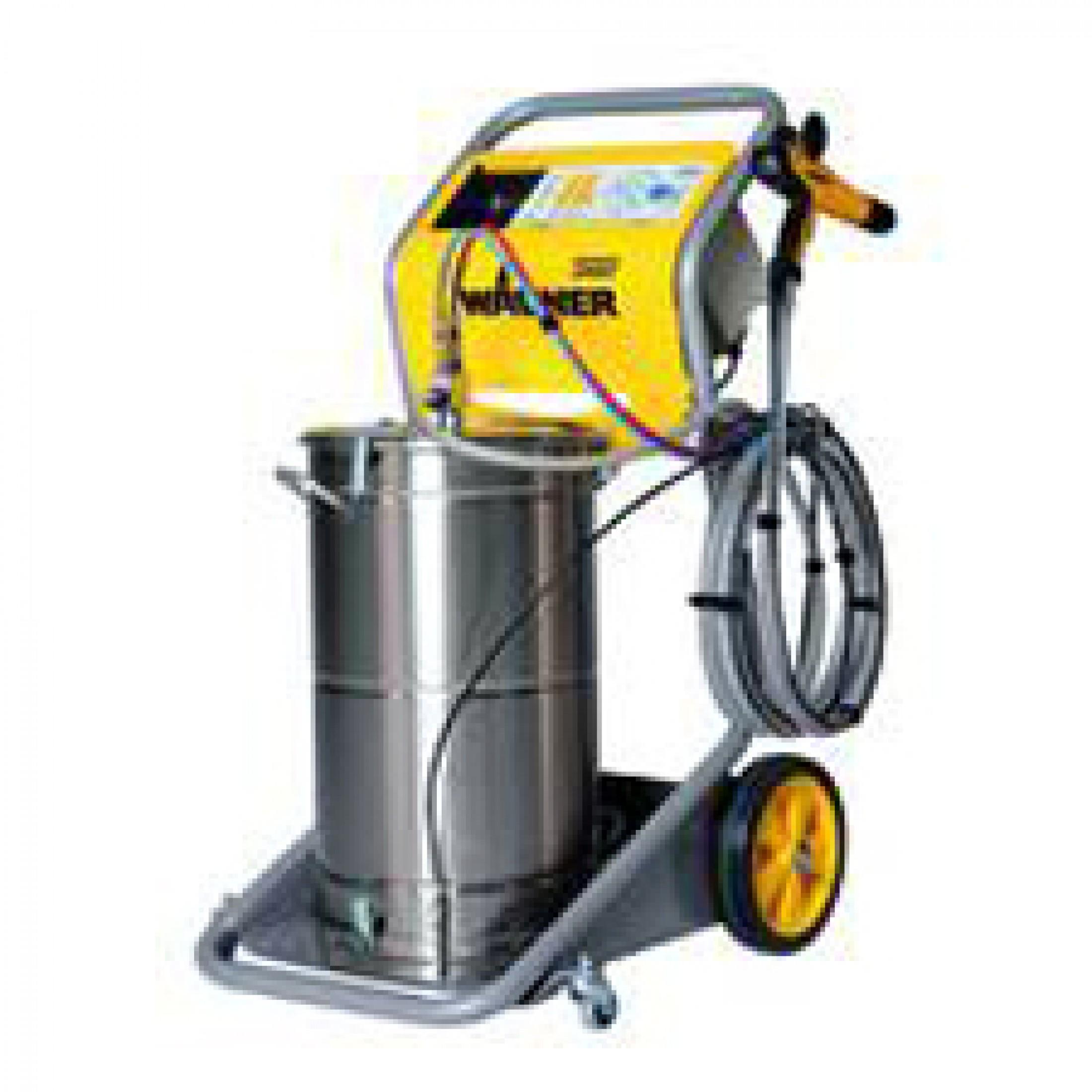 Машини за прахово боядисване